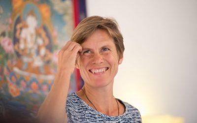 Online kurz meditace s lamou Jungne od 7.9.2020