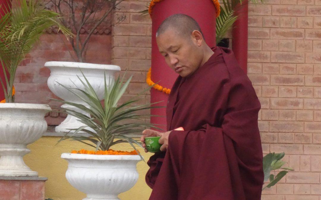 Streaming kurzu s Khenpo Gyaltsen Zangpem 10.-15. října
