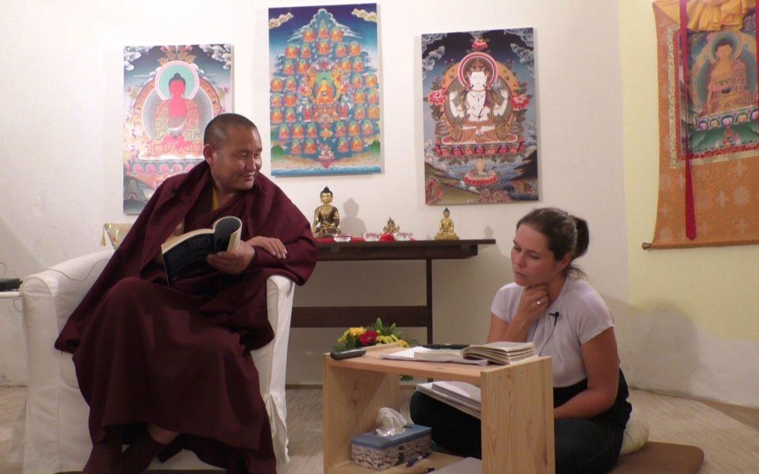 Studijní program Bodhi Path – společné studium