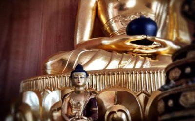 Překlad záznamu učení – Čtyři pečeti Dharmy