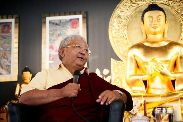 Online učení s Jigme Rinpočhem: Omezení pohybu, rozvíjení mysli